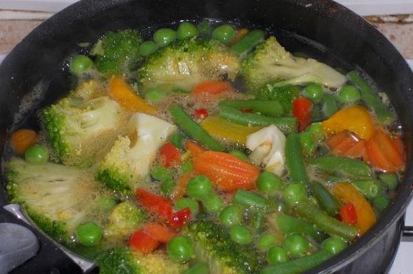 Zöldbab főzési ideje