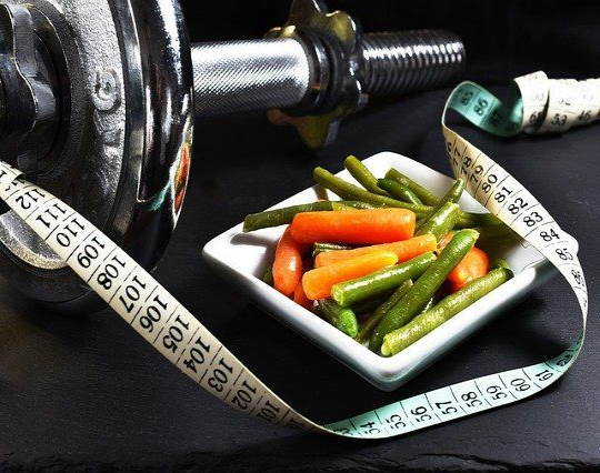 Zöldbab kalória
