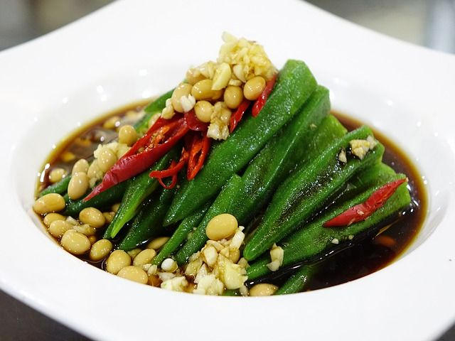 Zöldbab receptek